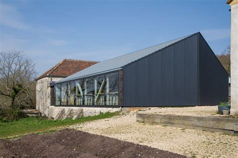 river cottage river cottage hq satellite architects archdaily