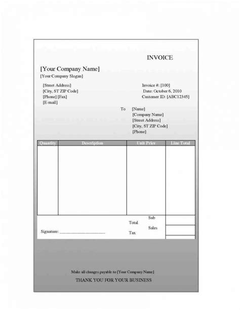 html invoice template free free printable invoice templates hardhost info