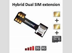 Adaptador de extensión de tarjetas SIM y tarjeta micro SD ... Iphone 2g Box