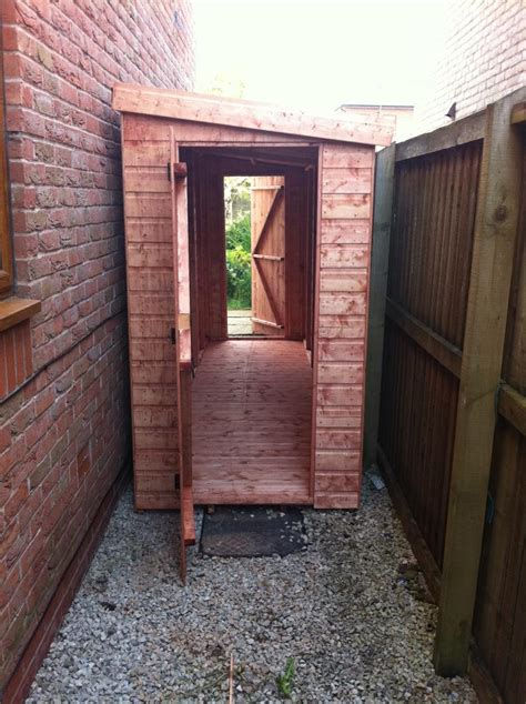 jigger alley lean to shed sheds shed