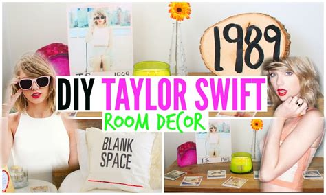 Bedroom Decorating Ideas Cheap diy taylor swift room decor cheap amp simple youtube