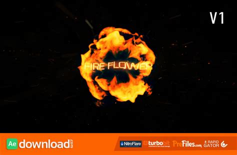 flower logo videohive free download free after fire flower logo videohive free download free after