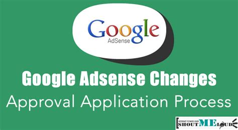 adsense insufficient content google adsense changes account approval application process