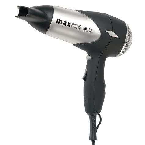 Hair Dryer 1600 W wahl maxpro 1600w hairdryer health thehut