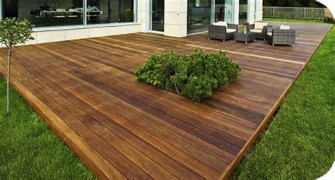 Backyard Deck Ideas Ground Level Jaka Podłoga Na Taras Lub Balkon Inspirujące Aranżacje