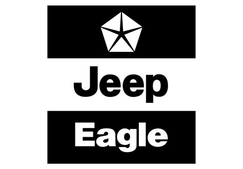 jeep decal jeep eagle decal images