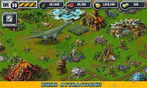 jurassic park game mod apk jurassic park builder unlimited cash money android apk