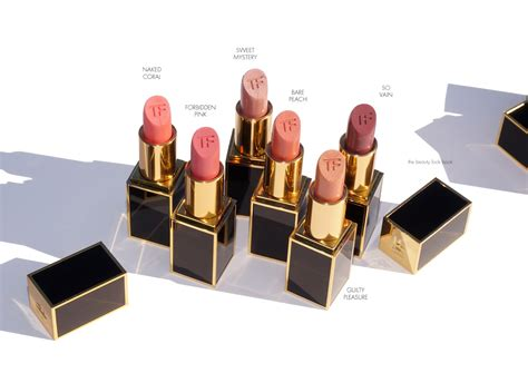 Makeup Tom Ford new tom ford lip colors for fall 2015 the look book