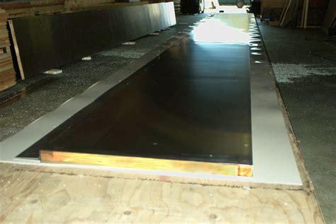 insulated aluminum panels non warping patented honeycomb