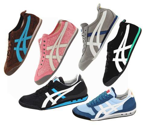 Sepatu Casual Onitsuka Tiger Currero Sneaker 39 43 asics onitsuka tiger womens casual comfortable shoes sneakers trainers ebay
