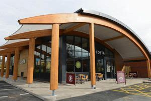 coffee shop design and construction costa opens first zero energy coffee shop