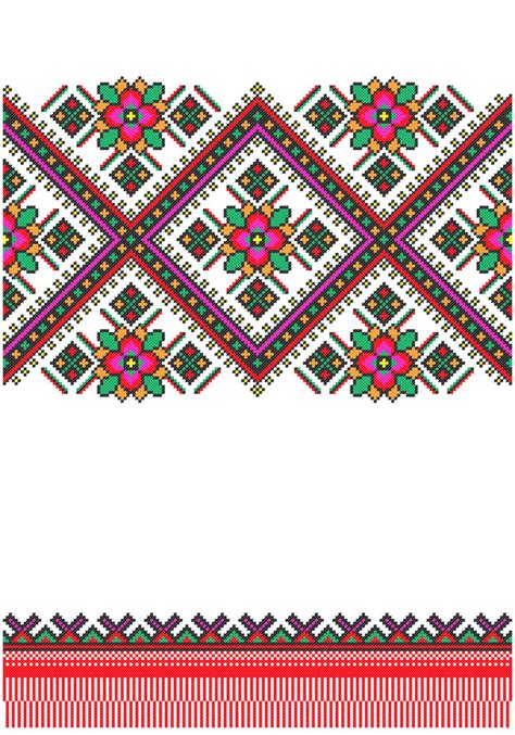 ukraine pattern vector ukraine pattern free vector graphic download
