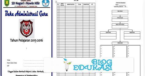 download buku supervisi kelas format microsofot word download administrasi guru kelas sd mi lengkap tahun