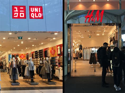 we went undercover to find out who is better uniqlo or h m