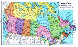 resource map of canada