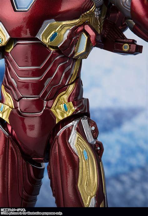 avengers endgame sh figuarts action figures focus