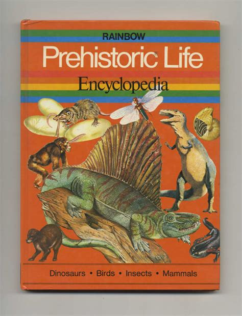 biography encyclopedia book prehistoric life encyclopedia books tell you why inc