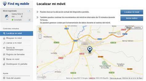 samsung dive app c 243 mo localizar y bloquear tu m 243 vil samsung robado o