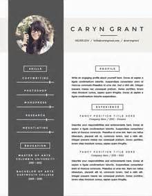 29 amazing resume templates to get noticed by recruiters
