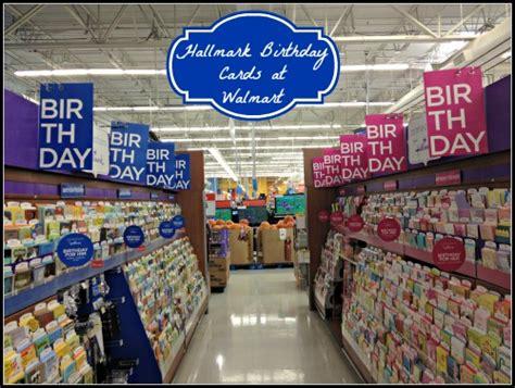 Walmart Birthday Gift Card - celebrating fall family birthdays with hallmark cards from walmart birthdaysmiles a