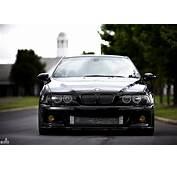 BMW E39 M5 Black Bmw  JohnyWheels