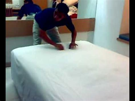 people making out in bed bed making tutorial fastest way youtube