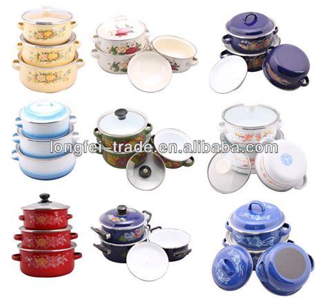 Mini Cooking Pot 3pcs mini cooking pot enamel reoona casserole sets buy