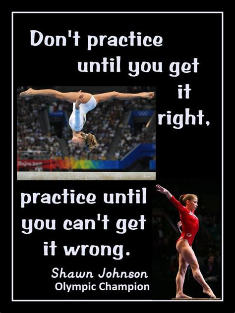 Where Do I Go To Get A Background Check Gymnastics Poster Shawn Johnson Olympic Gymnast Photo By