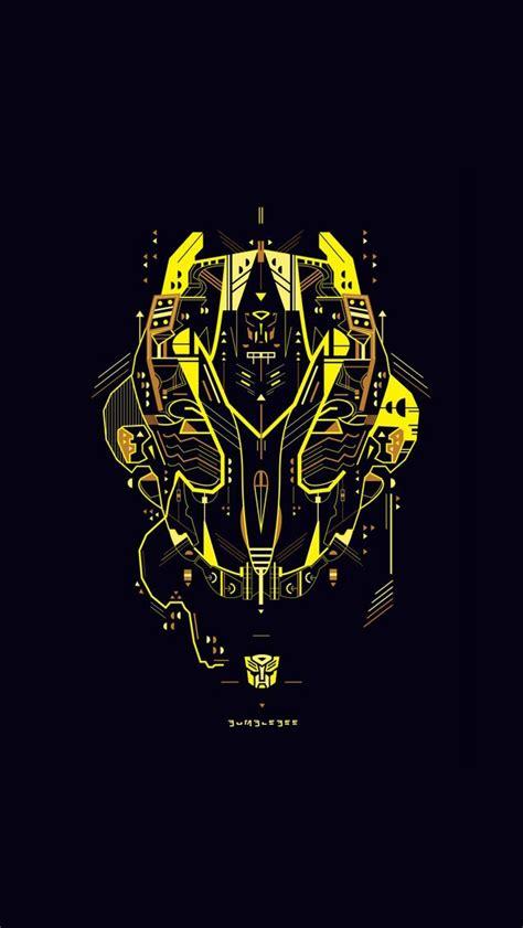 Wallpaper Iphone 5 Transformer | transformers bumblebee iphone 5 wallpaper 640x1136
