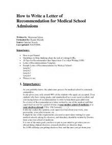 Medical Letter Of Recommendation Template Best Photos Of School Recommendation Letter Template