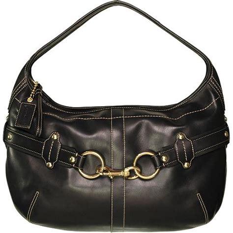 Coach Ergo Belted Leather Medium Purse by Coach Ergo Belted Large Hobo