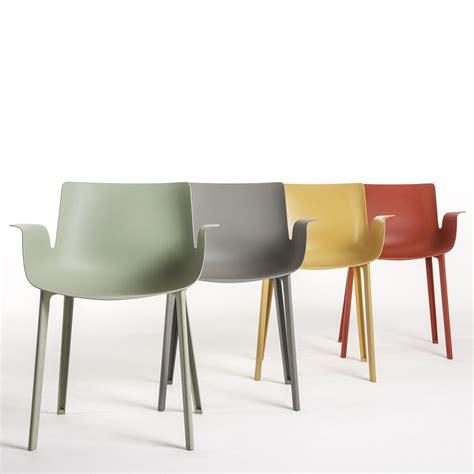 kartell chaises piuma chaise kartell design en technopolym 232 re