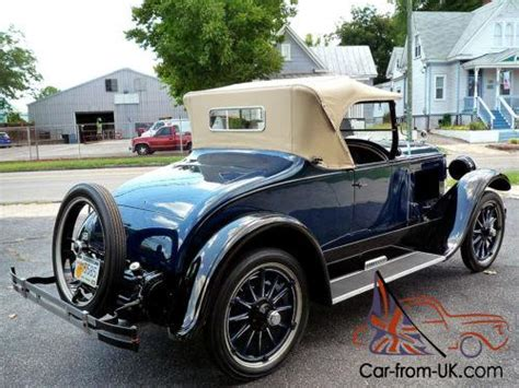 buick roadster for sale 1924 buick sport roadster