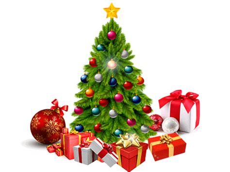 imagenes gif de arboles de navidad con movimiento