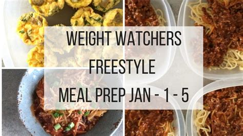 weight watchers freestyle recipes 2018 weight watchers freestyle recipes and the guide to live healthier including a 30 day meal plan for ultimate weight loss books weight watchers freestyle meal prep 12 31 17 recipe diaries