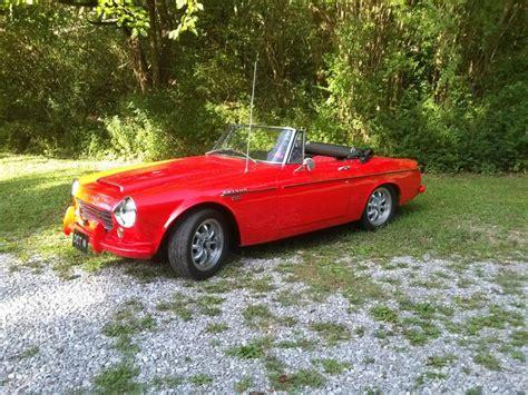 Datsun 1600 Roadster Parts by 1967 Datsun 1600 Roadster For Sale 1837558 Hemmings