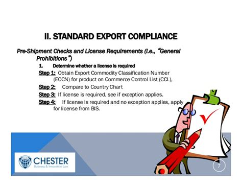 Cdl Background Check Requirements Us Trade Regulation Of Technology Exports