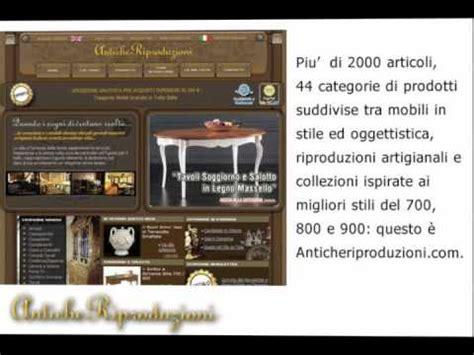 arredamento antiche antiche riproduzioni mobili classici e arredamento in