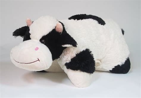 Cow Pillow Pets by Cow Pillow Pets 18 Quot Plush Stuffed Animal