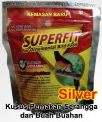 Pakan Burung Superfit Silver cage picture superfit pakan burung murai terbaiksuperfit