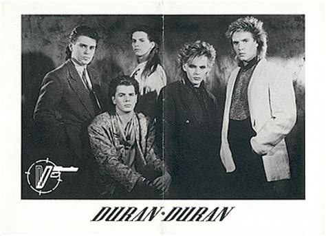 duran duran fan club code duran2 net private collection from collector to collectors