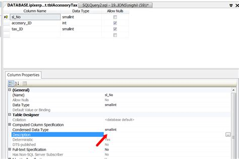 Sql Server Add Column To Table by Adding Desctiptions To Sql Server Table And Columns