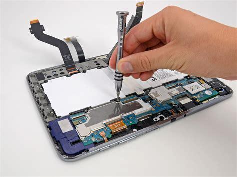 Baterai Samsung Galaxy Tab samsung galaxy note 10 1 teardown ifixit