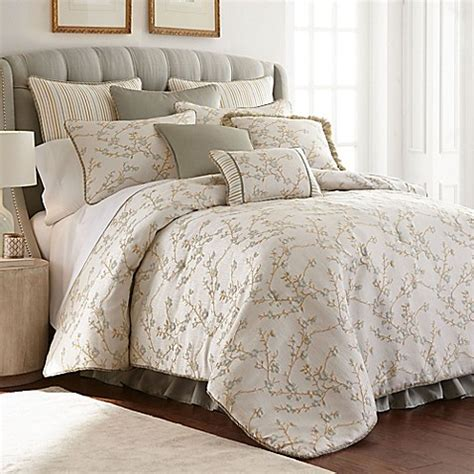 austin horn bedding buy horn classics comforter set in aqua from bed bath beyond