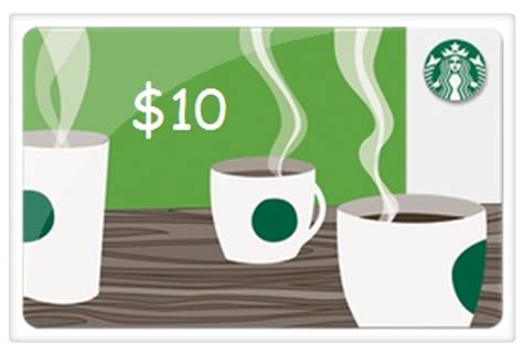 Can You Exchange Starbucks Gift Cards For Cash - giveaway winner s choice of 10 paypal cash or starbucks gift card worldwide ends