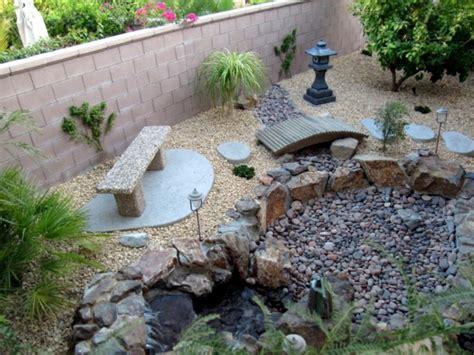 Garten Gestalten Mit Steinen Und Pflanzen by Gartengestaltung Mit Steinen Einen Wervollen Garten Schaffen