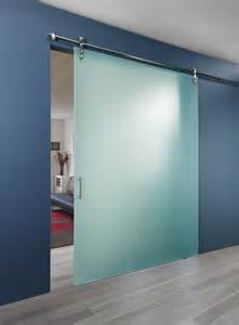 Frosted Glass Sliding Barn Door Sliding Glass Barn Door