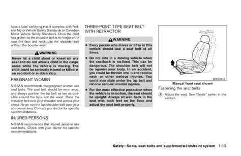 car manuals free online 2007 nissan sentra user handbook 2007 sentra owner s manual