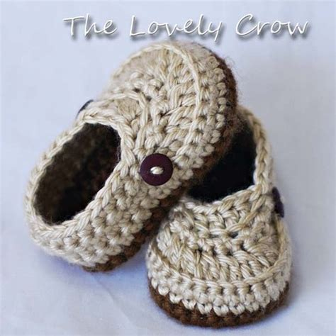 baby loafers crochet pattern free booties crochet pattern for mister loafers digital