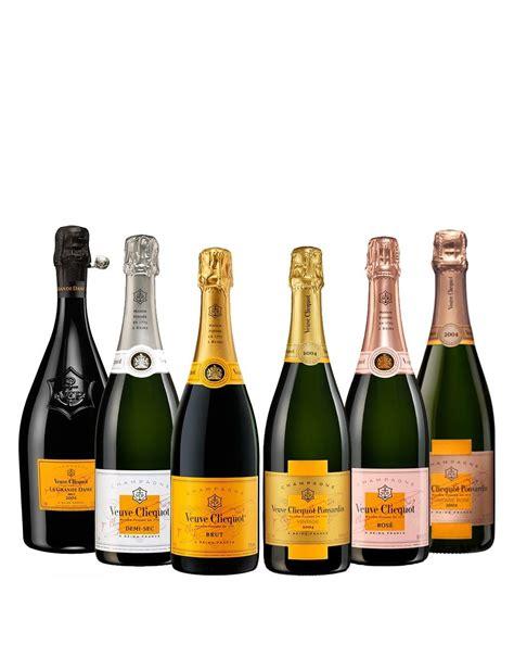 buy barware online veuve clicquot collection 6 bottles buy online or send